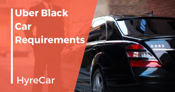 ridesharing, rideshare, Uber Black, uber requirements, mobility