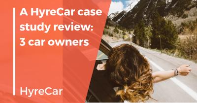 HyreCar, mobility, ridesharing, carsharing,
