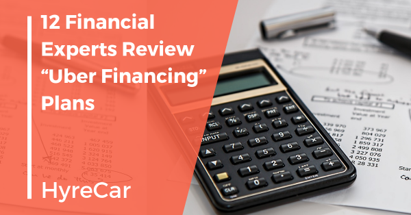 """Uber Vehicle List >> 12 Money Experts Review """"Uber Financing"""" Plans - Is It Right For You?"""