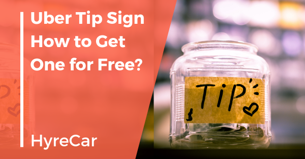 Ridesharing, rideshare, hyrecar, rent my car, car rental, mobility, Rideshare tips, uber tips