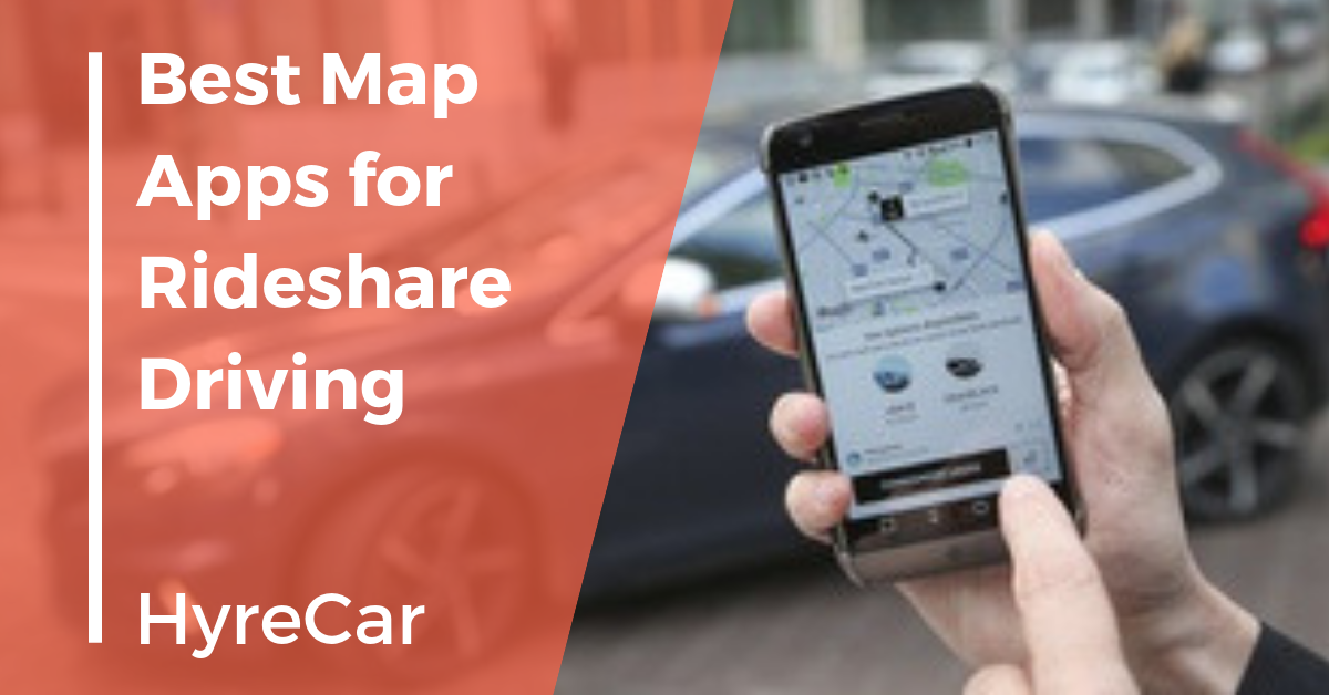 5 Best Navigation Apps for Uber and Lyft Drivers (Ratings