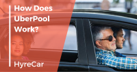 Ridesharing, rideshare, hyrecar, rent my car, car rental, mobility, uber pool