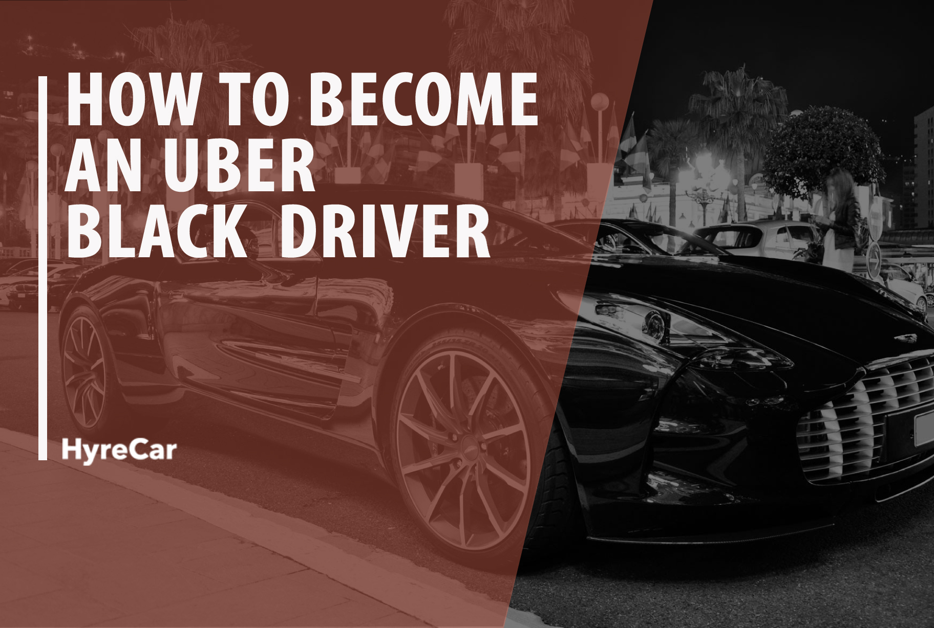 Uber Black Car List >> How To Become an Uber Black Driver - Driver Requirements