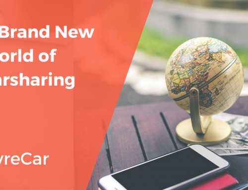 A Brand New World of Carsharing