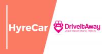 Hyrecar, drive it away, rideshare, ridesharing, rideshare, mobility, rent a car, fleet owners, fleet