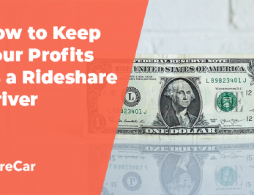 How to Keep Your Profits as a Rideshare Driver