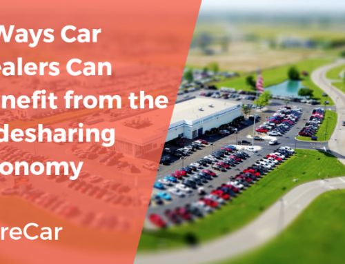 5 Ways Car Dealers Can Benefit from the Ridesharing Economy