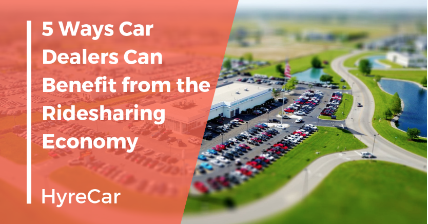 HyreCar, ridesharing, mobility, ridesharing economy