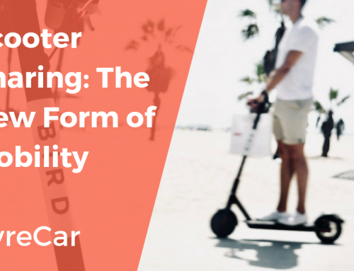 Scooter Sharing: The New Form of Mobility