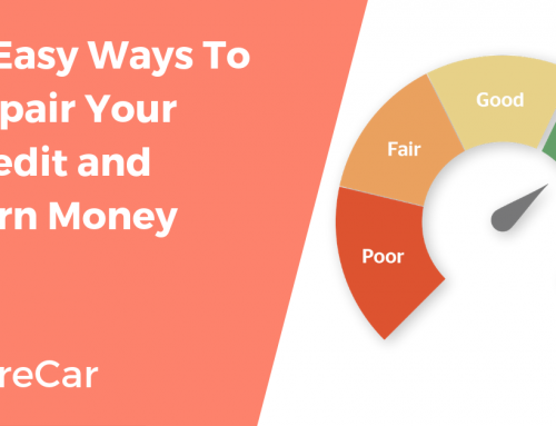 11 Easy Ways To Repair Your Credit and Earn Money