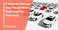 HyreCar, ridesharing, mobility, Dealership inventory, depreciation
