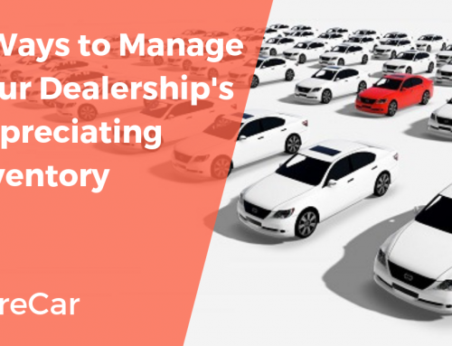 8 Ways to Manage Your Dealership's Depreciating Inventory