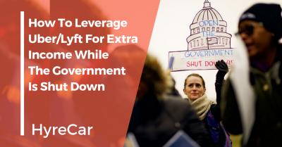 rideshare, uber, lyft, carshare, income