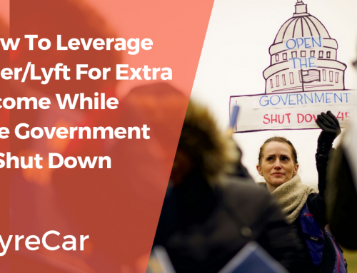 How to Leverage Uber and Lyft For Extra Income While the Government is Shut Down