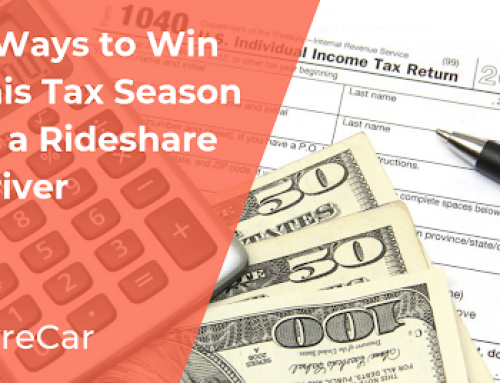 9 Ways to Win This Tax Season as a Rideshare Driver