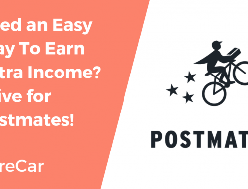 Need Some Extra Income? Become a Delivery Driver for Postmates!