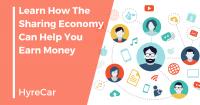 Hyrecar, sharing economy, earn money, rent a car, extra income