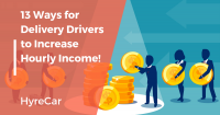 earn more tips as delivery driver