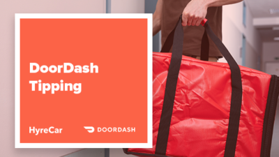 DoorDash tips