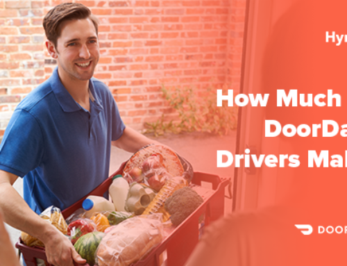 DoorDash Pay – How Much do DoorDash Drivers Make?