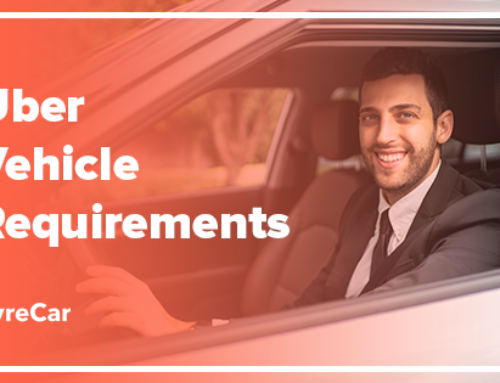 Uber Vehicle Requirements – What Car Do You Need?