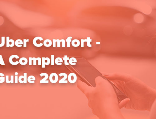 What is Uber Comfort – A Complete Guide 2020