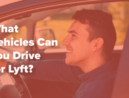 What Vehicles can you Drive for Lyft?