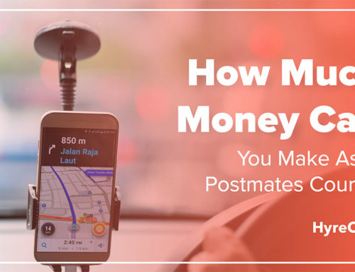 How Much Money Can You Make As A Postmates Courier