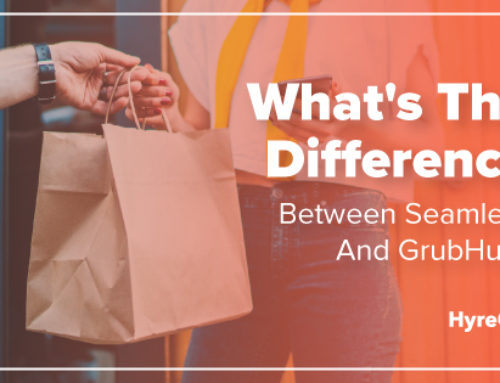 What's The Difference Between Seamless And GrubHub?