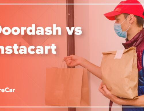 Doordash vs Instacart